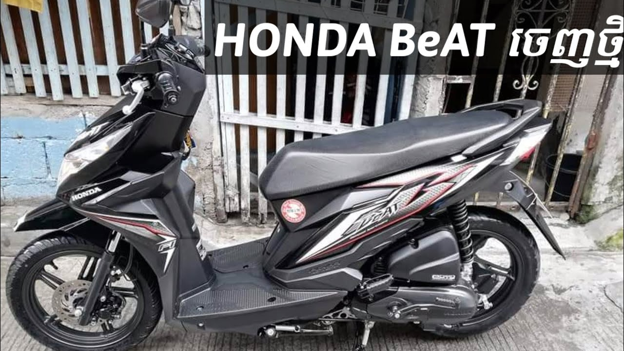 Honda Beat Fi 2019    All New Honda Beat Esp 110cc