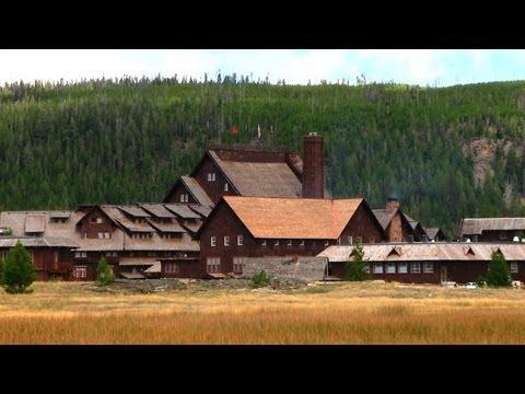 Old Faithful Inn - Yellowstone National Park