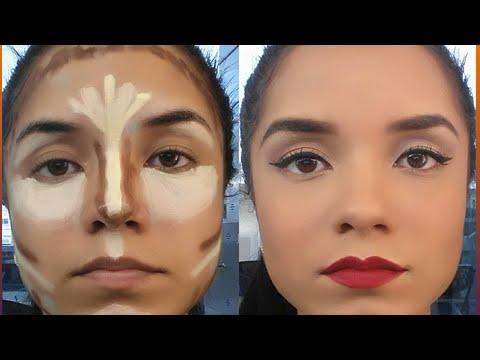 como maquillarse correctamente paso a paso youtube
