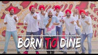 Born to Dine| Born to Shine(Parody) G.O.A.T. | Mr.Param