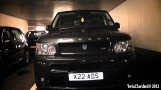 """""""Revere London"""" TUNED Range Rover Sport HSR"""