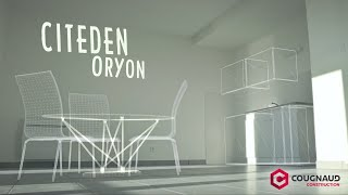 CITEDEN COUGNAUD  - FILM ORYON