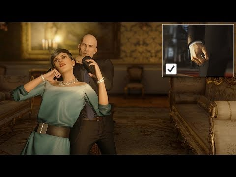 HITMAN Challenge Completed The Personal Touch Guide Silent Assassin