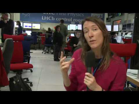 Interview with Tara Shears regarding LHCb
