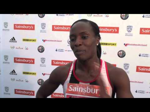 Okoro sees off Judd to claim 800m title