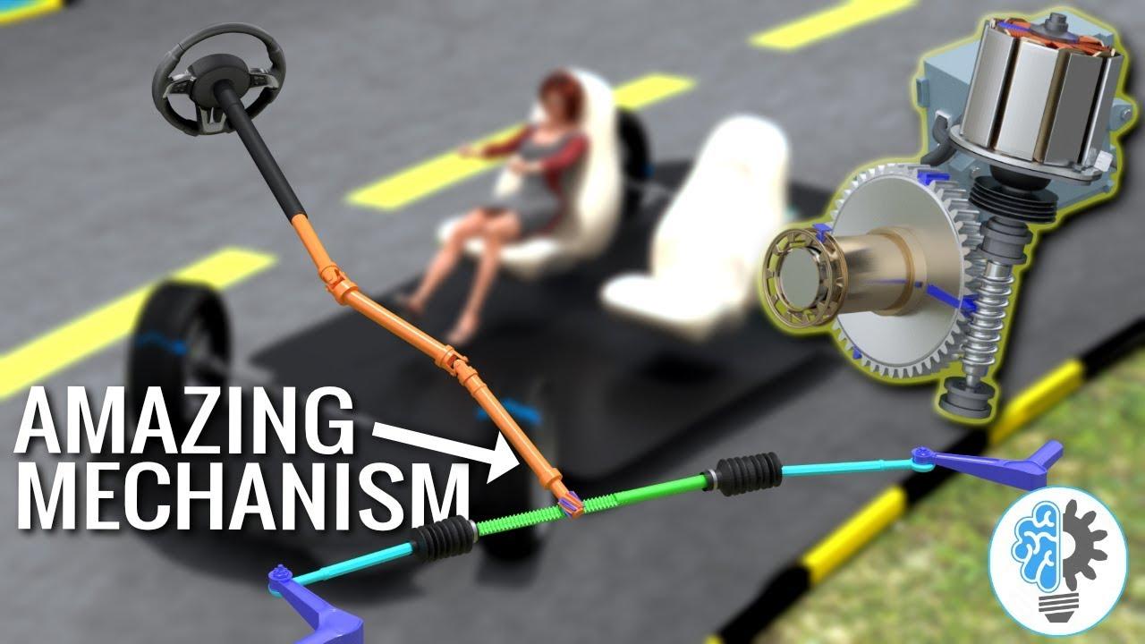 Understanding your Car's Steering & Power Steering !