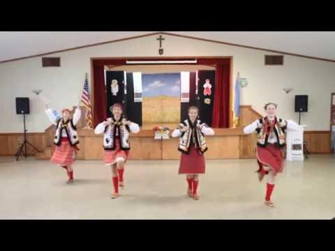 2016 UACCH Ukrainian Independence Day - Trepet - Hutsulka