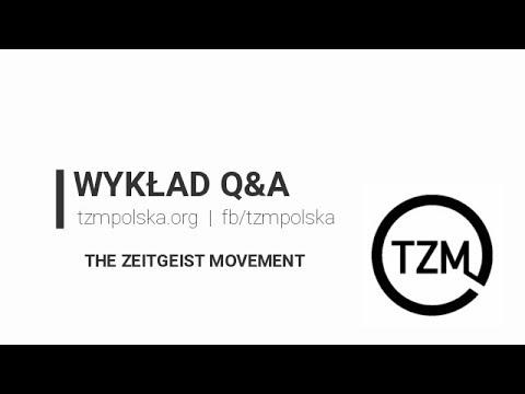 """Q&A. Wykład 8.11.2017 Peter Joseph """"The New Human Rights Movement""""."""