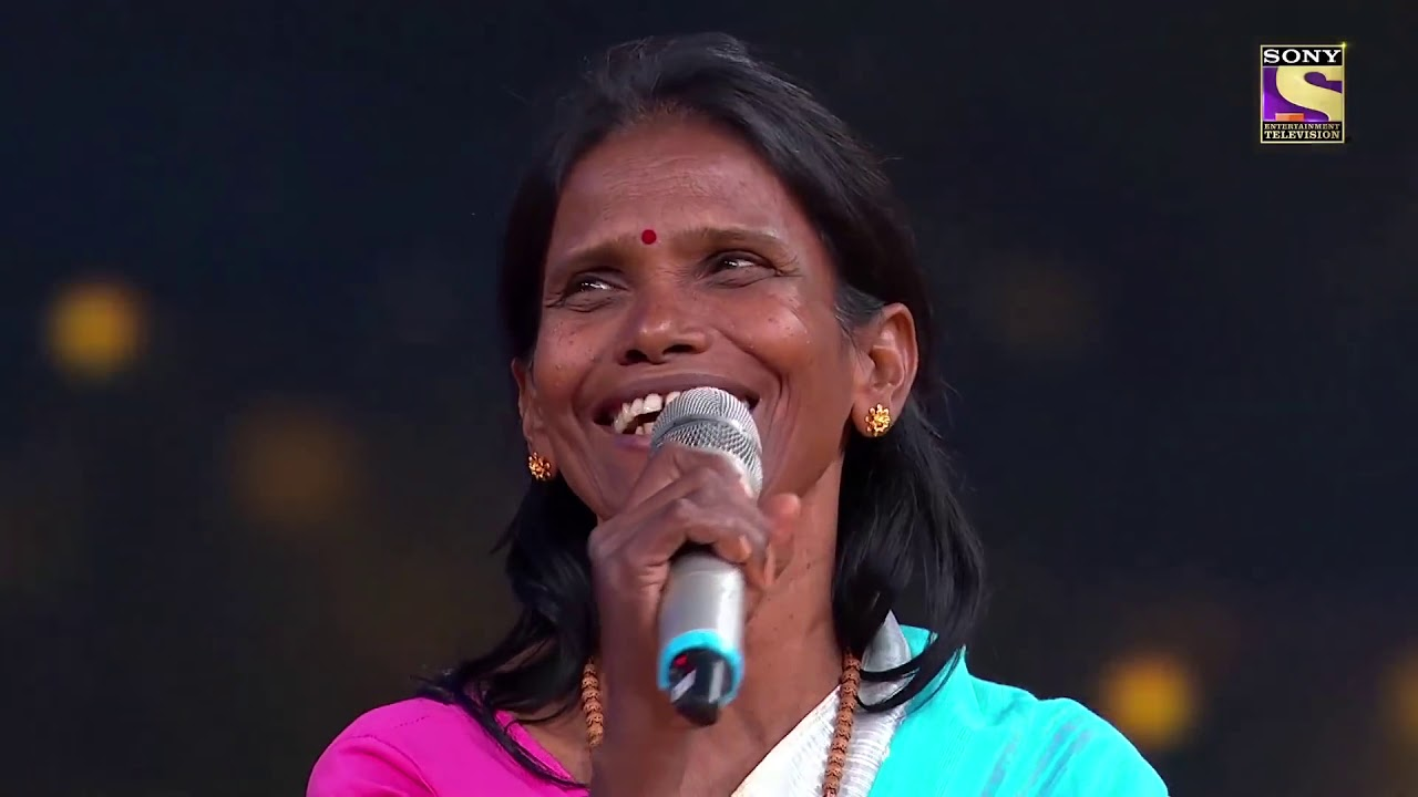 Ranu Mondal's Amazing Performance  Real Life Story  Superstar Singer1080p
