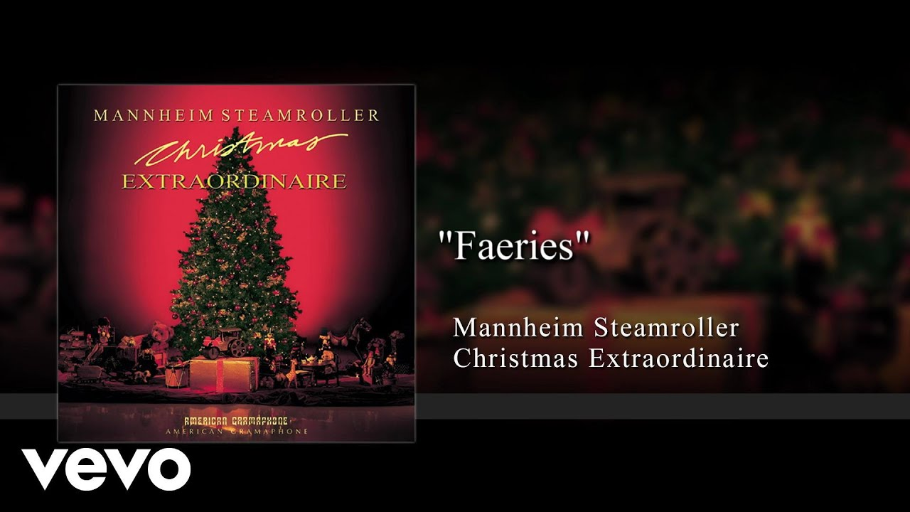 Mannheim Steamroller - Faeries (Audio) - YouTube