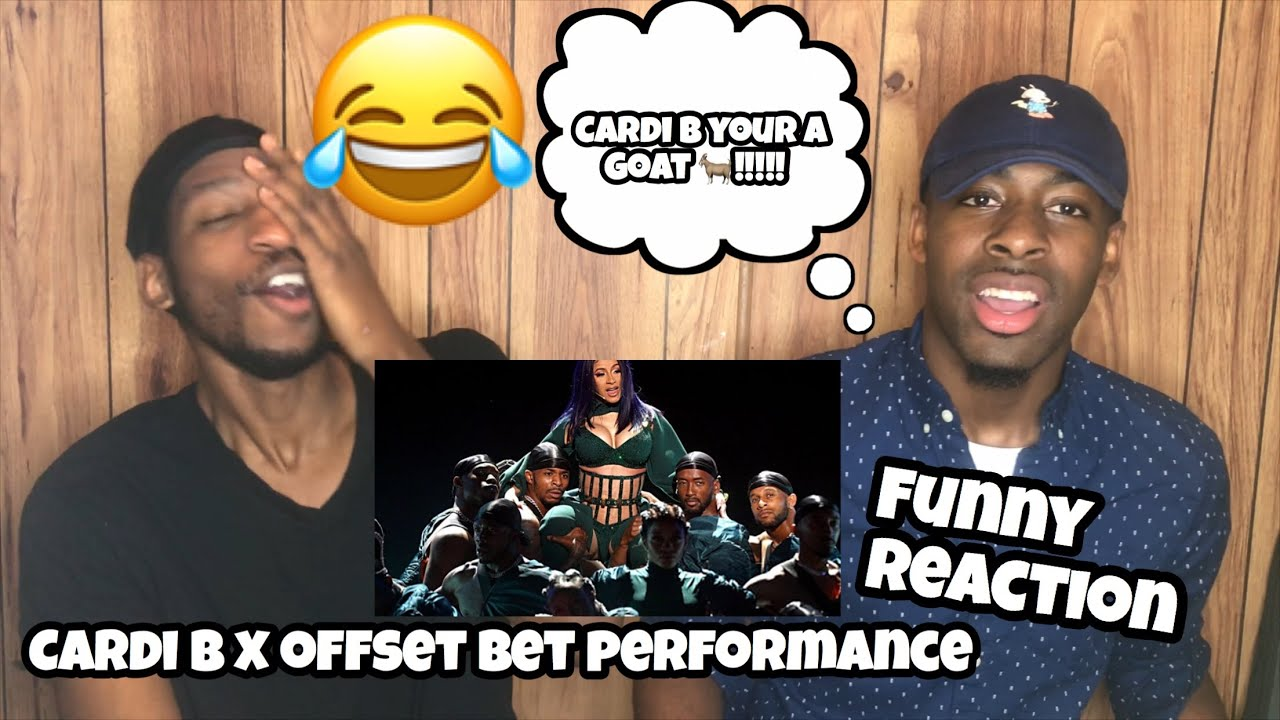Cardi B Goat: THEY ARE THE GOAT!!!😂 REACTING TO Cardi B & Offset In FIRE