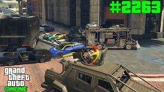 Die Flucht zur Bank #2263 GTA 5 ONLINE YU91