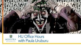 HU Office Hours with Paula Uruburu