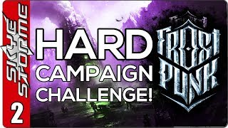 Frostpunk Hard Campaign Challenge - EP 2 WOOD NEEDED M'LORD!