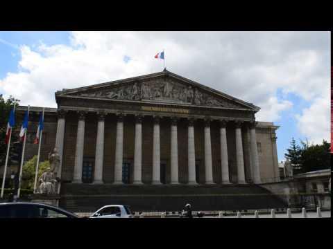 Francia - París Assemblée Nationale