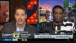 NFL GameDay Prime   Deion Sanders HEATED Week 15: Patriots def. Bengals - Chiefs def. Broncos