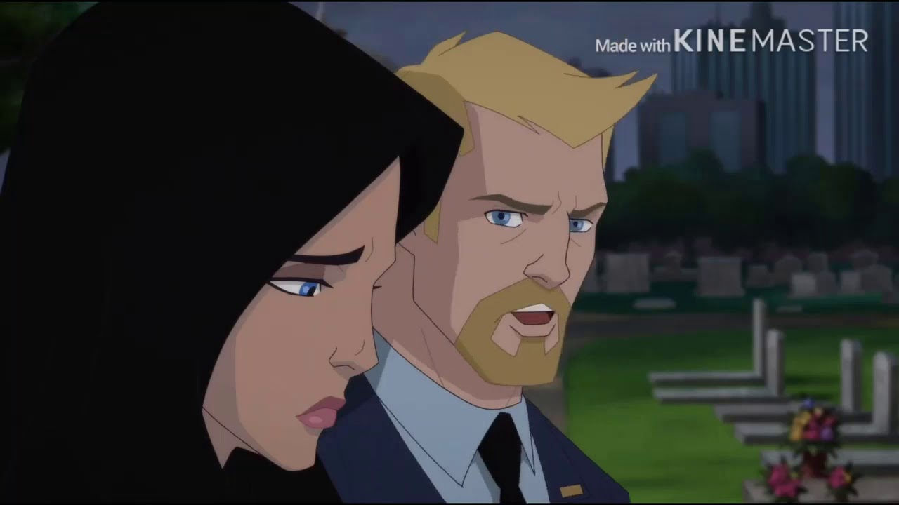 Download Wonder Woman  Bloodlines   Death of Dr  Kapatelis   Movie Clip