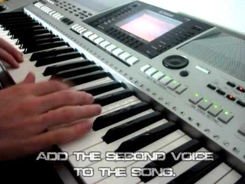 editing voices yamaha psr s900 youtube. Black Bedroom Furniture Sets. Home Design Ideas