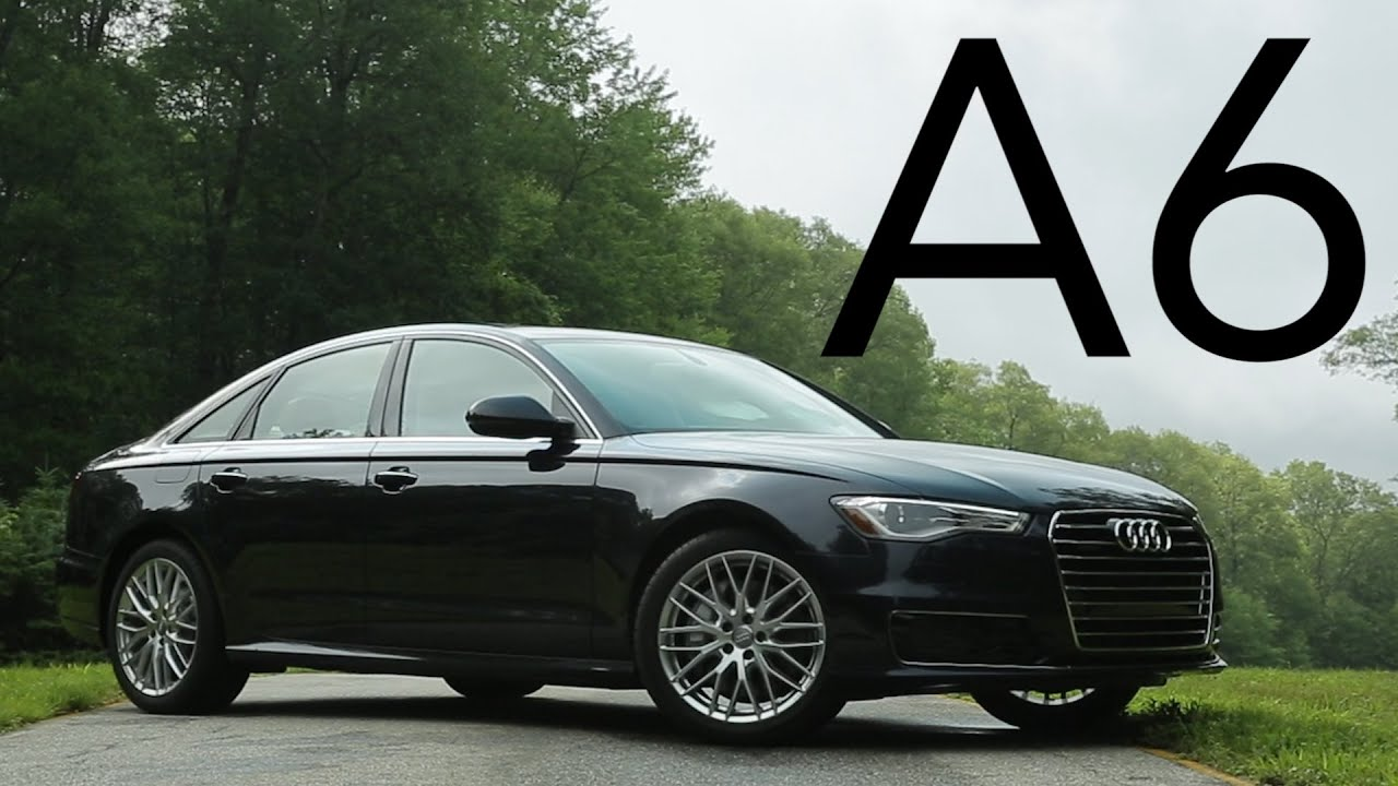 2016 audi a6 quick drive consumer reports youtube. Black Bedroom Furniture Sets. Home Design Ideas