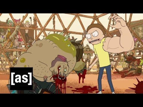 Inside 'Rickmancing the Stone' | Rick and Morty | Adult Swim