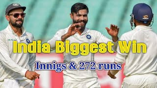 IND vs WI - 1st Test Day 3 Highlights | India Vs West Indies Cricket Score | Ind Win | NEWS  SRW
