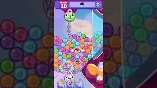 Level 57 Angry Birds Dream Blast Solution Walkthrough Gameplay