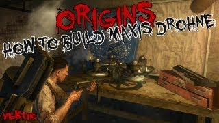 "BO2: Origins | ""Maxis Drohne"" How to Build (German) [HD]"