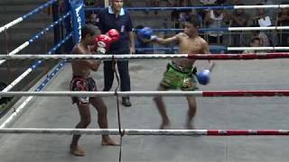 Saileuat TigerMuayThai vs Petmorakot Soongeelakomak 4/5/18