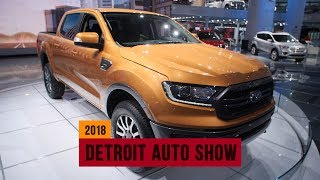 Trucks at the Detroit Auto Show 2018: What you need to know thumbnail