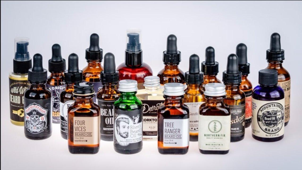 Best Beard Oil for Growth – Top 10 Brands List For Men 2018