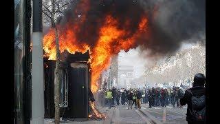 Yellow Vests protest in Paris, Act 18 (Part 3)