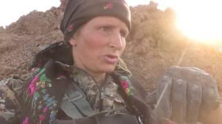 Тайгер Сан. Экс-модель из Канады воюет на передовой в Сирии против ИГИЛ
