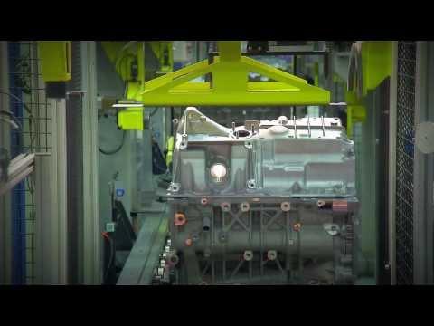 BMW - Magna Steyr  Plant - Diesel engine Assembly