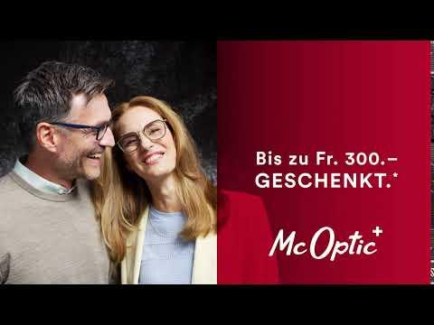 Brillenfassung geschenkt aus dem gesamten Sortiment. – McOptic