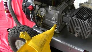 How To Perform Pressure Washer Maintenance   Standard Power Washer