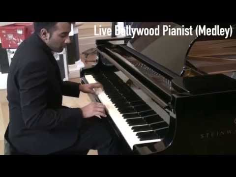 Live Bollywood Solo Pianist (Medley of Songs)