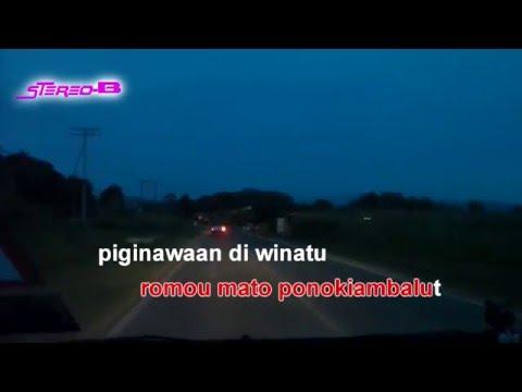Piginawaan Au Notilombus by Jarius Tandana (Video clip with KARAOKE TEXT)[HD]