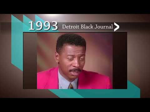 Detroit Black Journal Interview: Robert Townsend | American Black Journal Clip