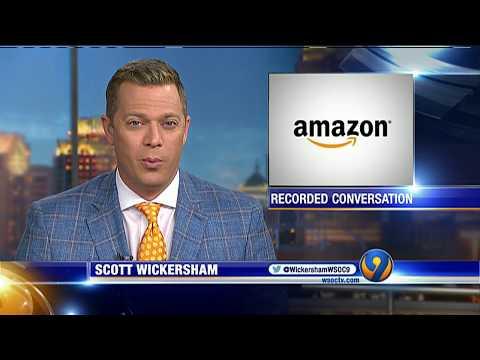 Amazon Echo sent conversation to random contact