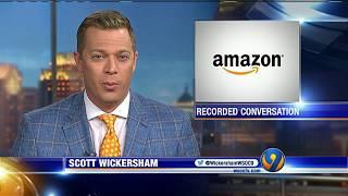 Amazon Echo sent conversation to random contact Mp3