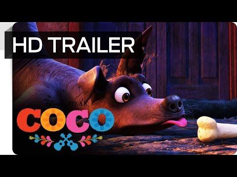 COCO  Sneak Peek: Dantes Lunch  Disney•Pixar HD