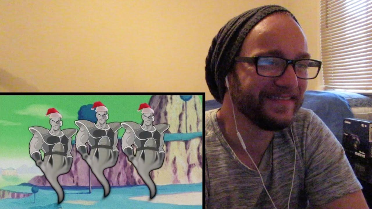 DRAGON BALL Z ABRIDGED*MOVIE* - Christmas Tree Of Might ...