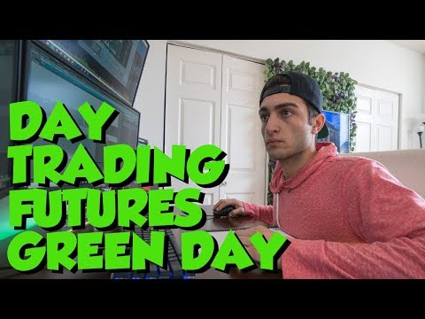 DAY TRADING CRUDE OIL FUTURES +$300 DAY
