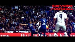 Cristiano Ronaldo Роналду попал в голову с мяча роналду вырубил защитника CR7