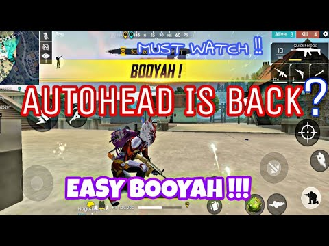 old-auto-headshot-is-back-or-not-?|must-watch|garena-free-fire