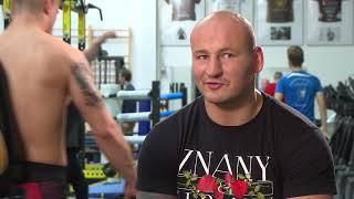 Mariusz Pudzianowski przerwał wywiad z Arturem Szpilką - Sektor Gości - zajawka odcinka 81