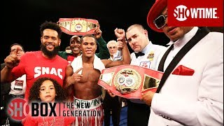 Devin Haney on Relationship w/ His Father & Upcoming Fight vs. Burgos | SHOBOX: THE NEW GENERATION