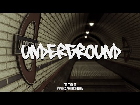 "90's Hip Hop Old School Instrumental Beat - ""Underground"""