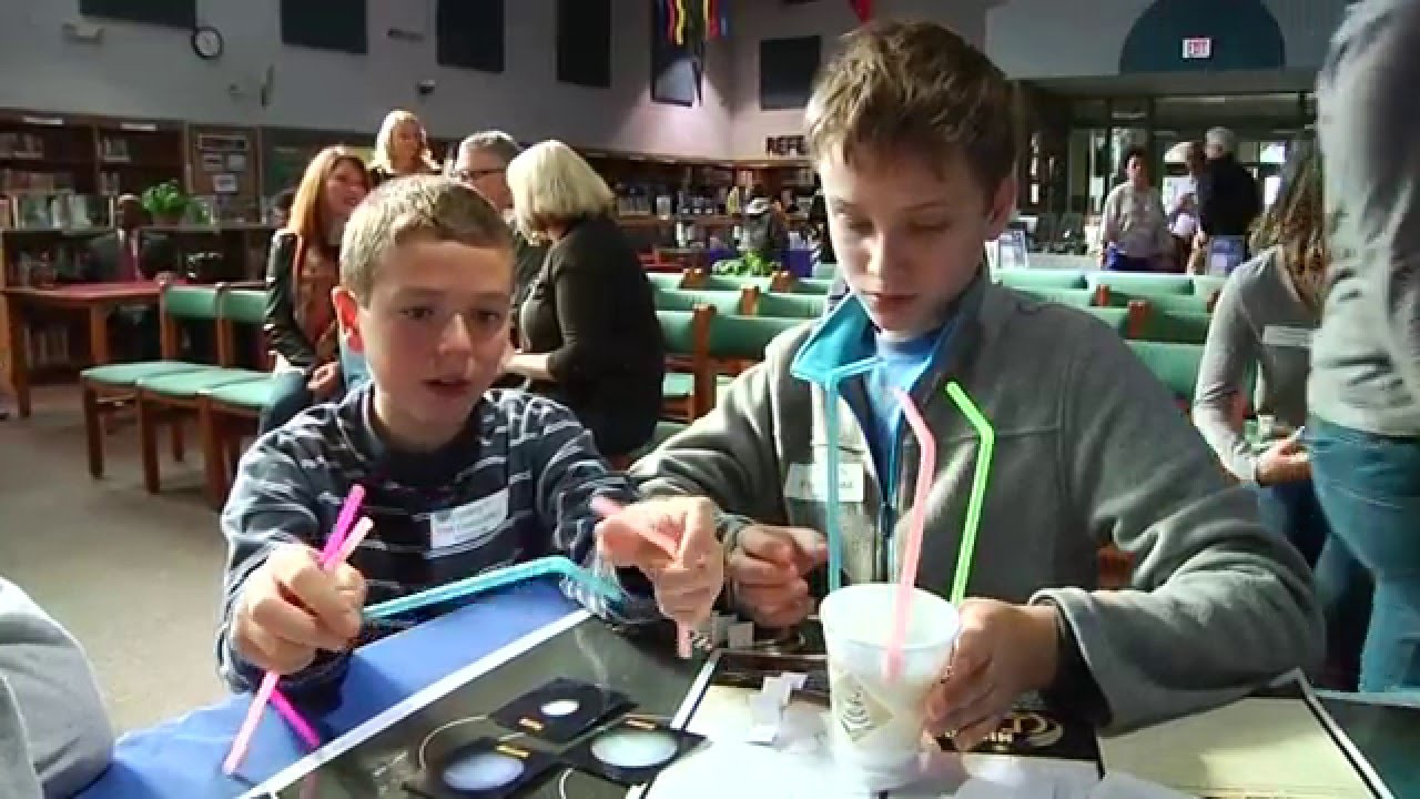 School View 10 Middle School Engineering Design Challenge Nasa 2015 Youtube