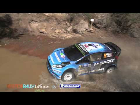 Shakedown - 2016 WRC Rally Mexico - Best-of-RallyLive.com